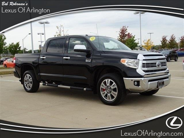 2014 Toyota Tundra 1794 Edition 4x4 1794 Edition 4dr