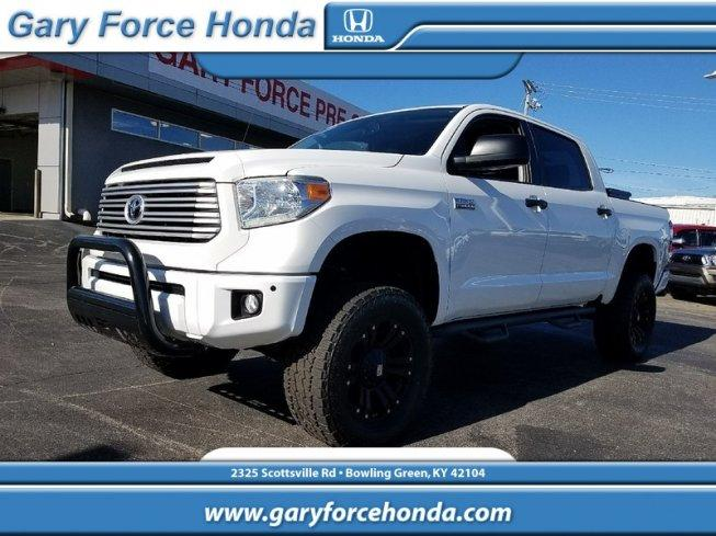 Toyota Of Bowling Green >> 2014 Toyota Tundra 4x4 Crewmax For Sale In Bowling Green