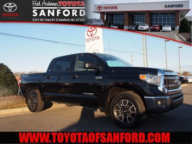 2014 toyota tundra crewmax 4x4 sr5 for sale in sanford. Black Bedroom Furniture Sets. Home Design Ideas