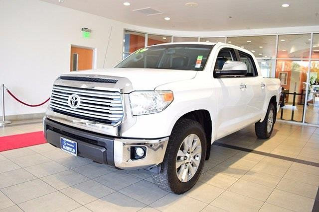 2014 Toyota Tundra Limited 4x2 Limited 4dr CrewMax Cab