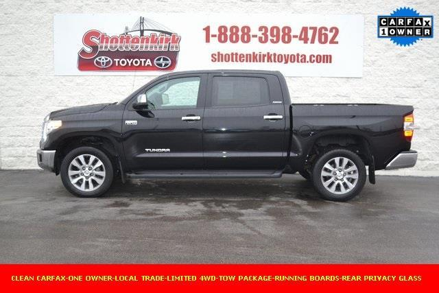 2014 Toyota Tundra Limited 4x4 Limited 4dr CrewMax Cab