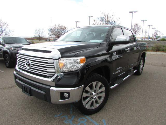 2014 toyota tundra limited 4x4 limited 4dr crewmax cab. Black Bedroom Furniture Sets. Home Design Ideas