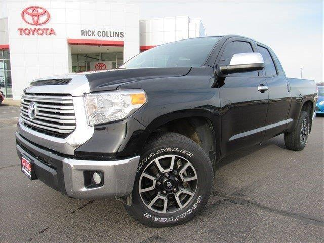 2014 Toyota Tundra Limited 4x4 Limited 4dr Double Cab