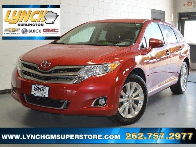 Lynch Burlington Wi >> 2014 Toyota Venza LE AWD LE 4cyl 4dr Crossover for Sale in Burlington, Wisconsin Classified ...