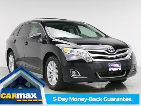 2014 Toyota Venza LE AWD LE 4cyl 4dr Crossover