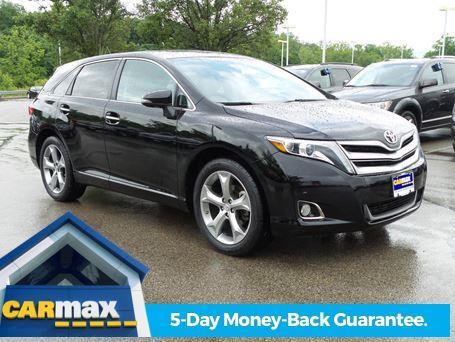 2014 toyota venza limited awd limited v6 4dr crossover for sale in cincinnati ohio classified. Black Bedroom Furniture Sets. Home Design Ideas