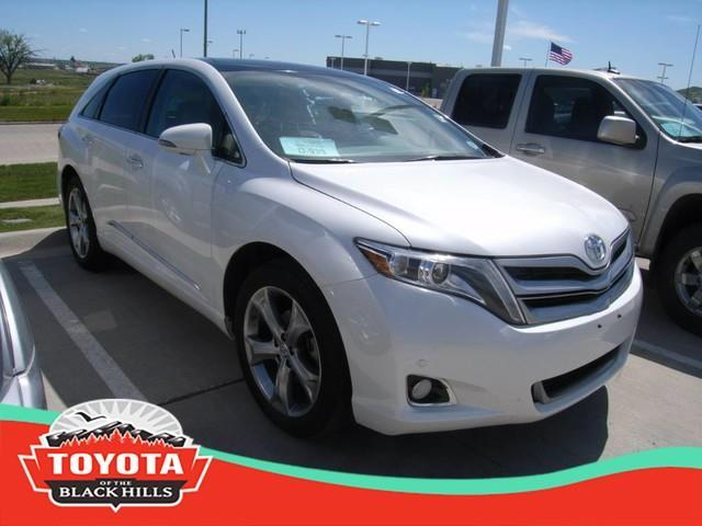 2014 toyota venza limited awd limited v6 4dr crossover for sale in jolly acres south dakota. Black Bedroom Furniture Sets. Home Design Ideas