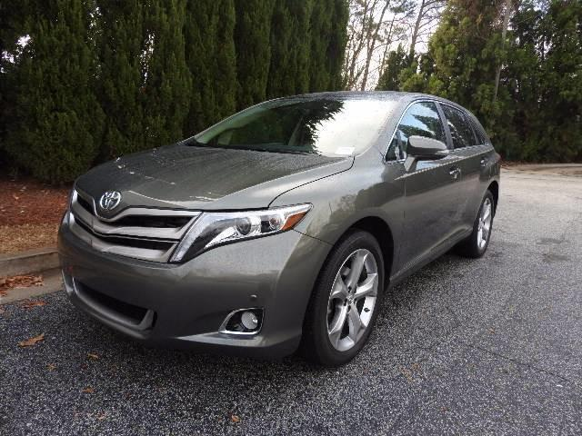 2014 Toyota Venza Limited Limited V6 4dr Crossover