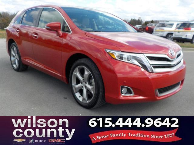 2014 toyota venza limited limited v6 4dr crossover for sale in lebanon tennessee classified. Black Bedroom Furniture Sets. Home Design Ideas