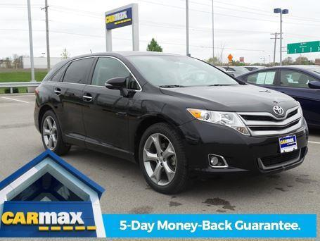 2014 toyota venza xle awd xle v6 4dr crossover for sale in saint peters missouri classified. Black Bedroom Furniture Sets. Home Design Ideas