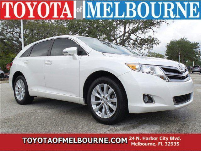 2014 Toyota Venza XLE XLE 4cyl 4dr Crossover