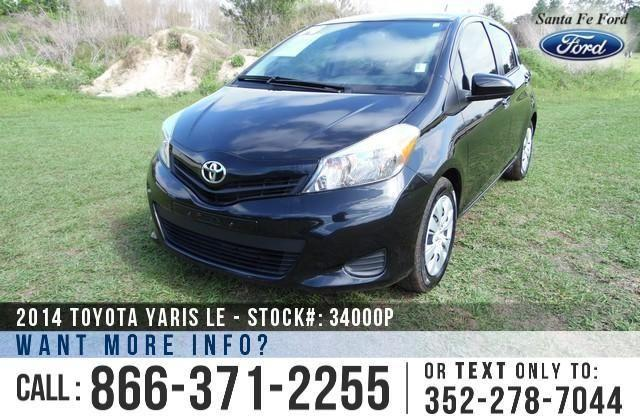 2014 Toyota Yaris LE - 36K Miles - Financing Available!