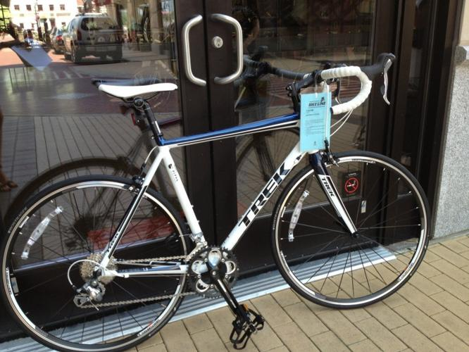 2014 Trek Custom Madone 7 Series & WSD
