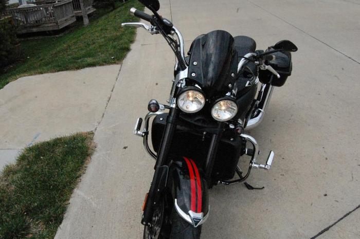 2014 Triumph Rocket Roadster ABS