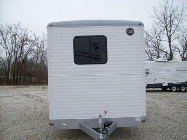 Used Tires Dayton Ohio >> 2014 USED OFFICE TRAILER BY WELLS CARGO for Sale in Dayton ...