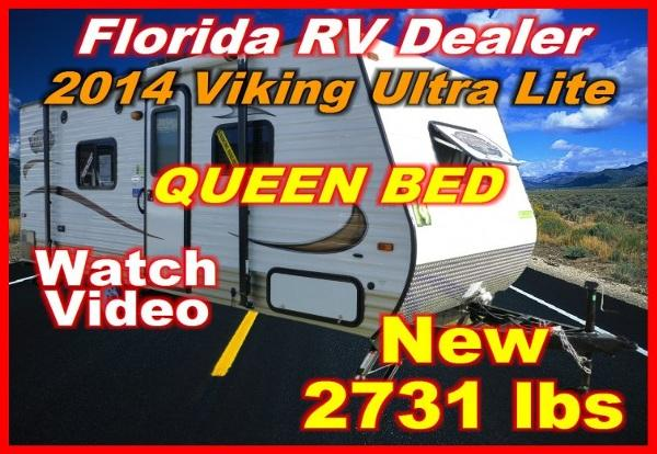 2014 viking rvs 17fq for sale in port charlotte florida classified. Black Bedroom Furniture Sets. Home Design Ideas