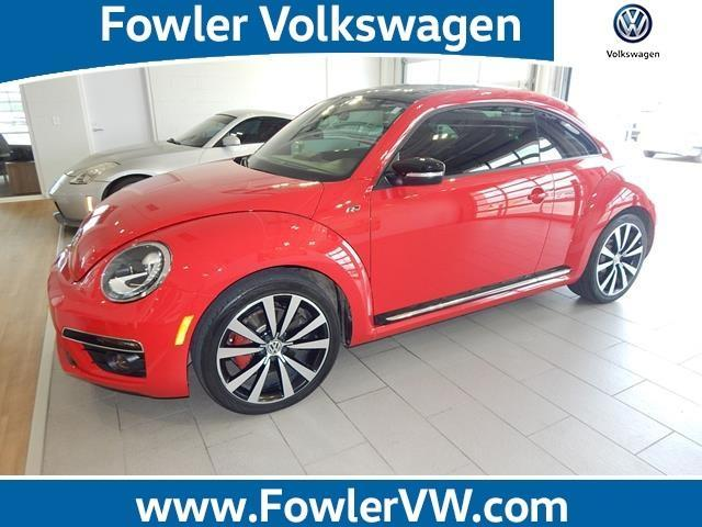 2014 volkswagen beetle r line r line 2dr coupe 6a for sale in norman oklahoma classified. Black Bedroom Furniture Sets. Home Design Ideas