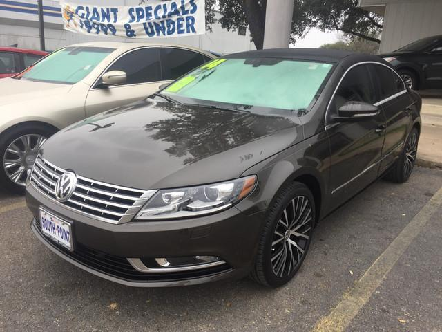 2014 Volkswagen CC VR6 4Motion Executive AWD VR6 4Motion