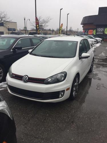 2014 Volkswagen GTI Drivers Edition PZEV Drivers