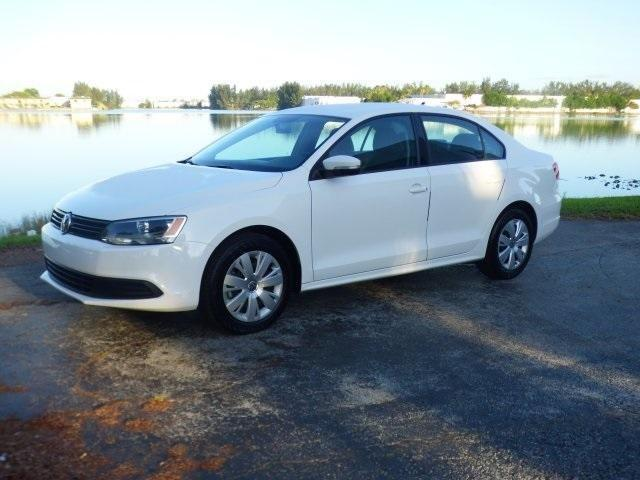2014 volkswagen jetta 4d sedan 1 8t se for sale in miami. Black Bedroom Furniture Sets. Home Design Ideas