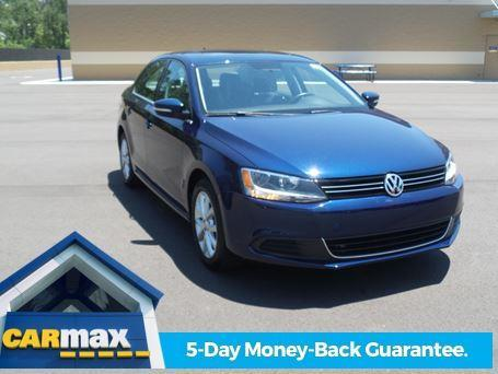 2014 Volkswagen Jetta SE SE 4dr Sedan 6A w/Connectivity