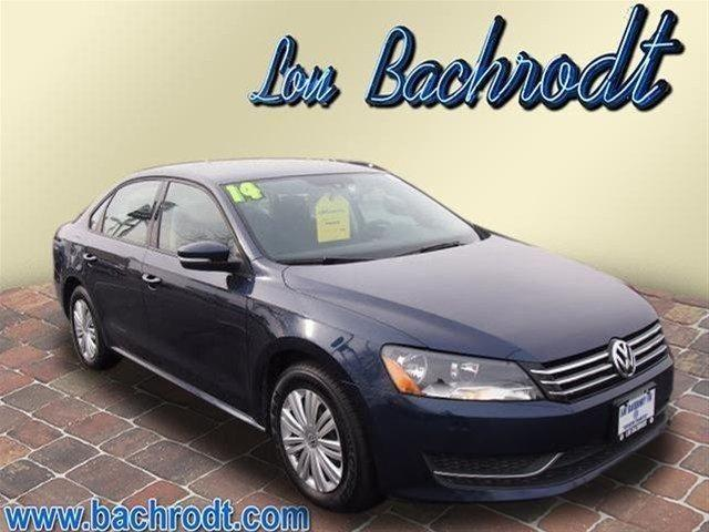2014 volkswagen passat 2 5l for sale in rockford illinois classified. Black Bedroom Furniture Sets. Home Design Ideas