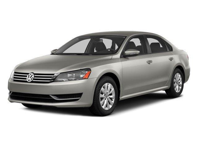 2014 Volkswagen Passat SE PZEV SE PZEV 4dr Sedan 6A