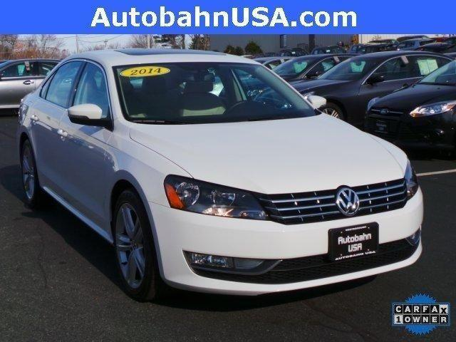 2014 volkswagen passat se w sunroof for sale in westborough massachusetts classified. Black Bedroom Furniture Sets. Home Design Ideas