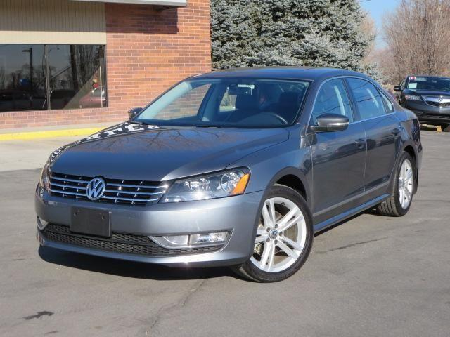 2014 volkswagen passat tdi se for sale in west jordan utah classified. Black Bedroom Furniture Sets. Home Design Ideas
