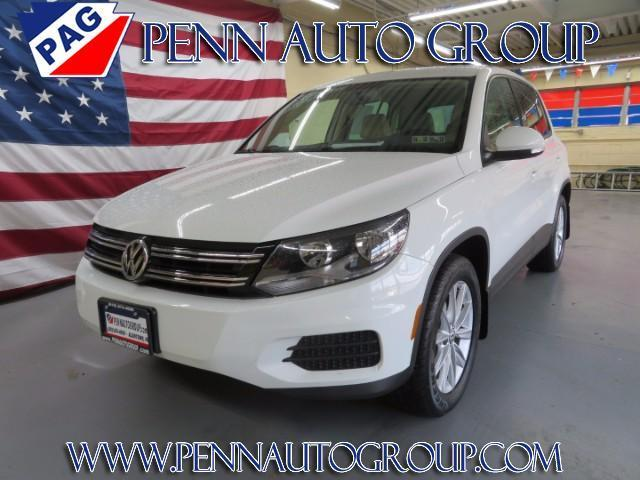 2014 Volkswagen Tiguan R-Line 4Motion AWD R-Line
