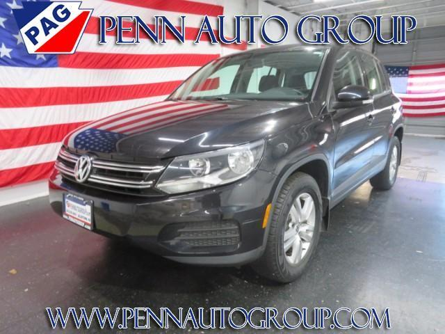 2014 Volkswagen Tiguan S 4Motion AWD S 4Motion 4dr SUV