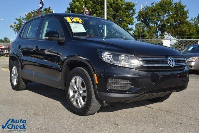2014 Volkswagen Tiguan S S 4dr Suv 6a For Sale In
