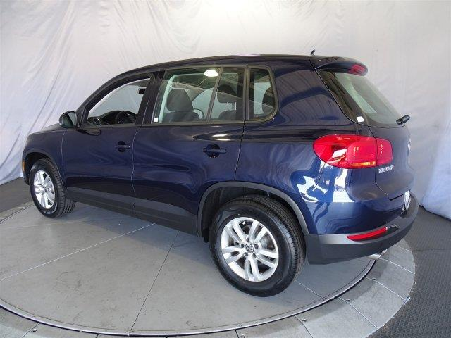 2014 Volkswagen Tiguan S S 4dr SUV 6A
