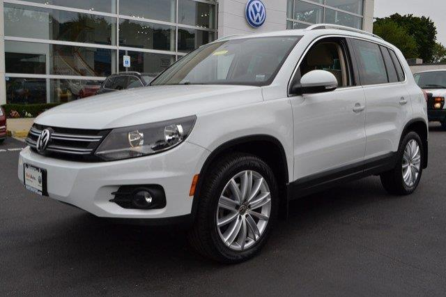 2014 Volkswagen Tiguan SEL 4Motion AWD SEL 4Motion 4dr