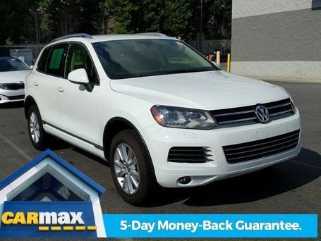 2014 Volkswagen Touareg V6 Executive AWD V6 Executive