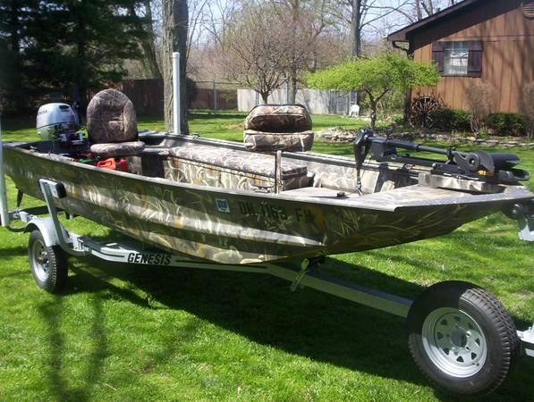 2014 War Eagle 548 LDV Duck Boat - for Sale in Waynesville ...