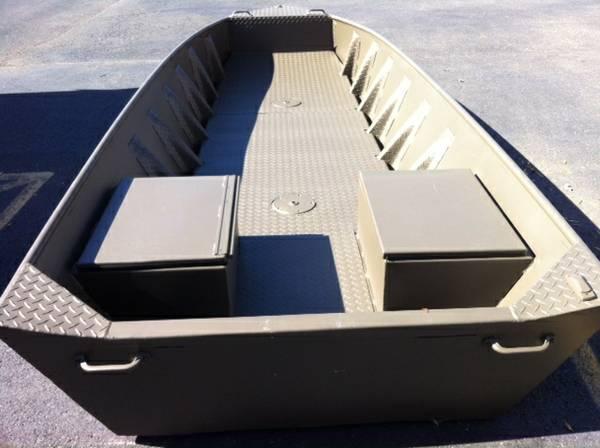 2014 Weldbilt 1542v Crawdad Aluminum Boat For Sale In