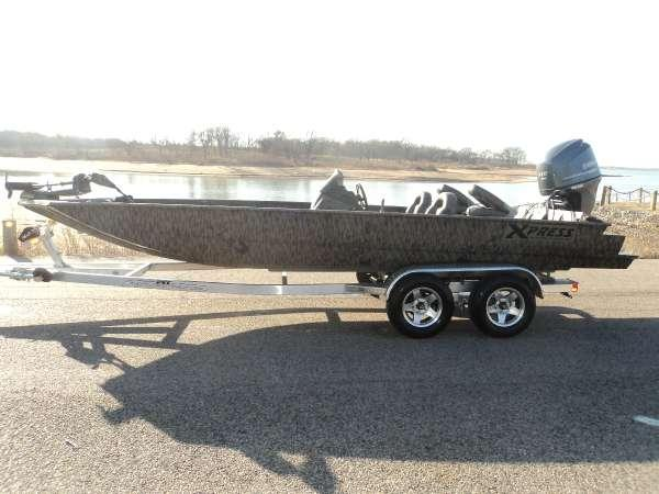 2014 Xpress Catfish Xp200 For Sale In Mead Oklahoma