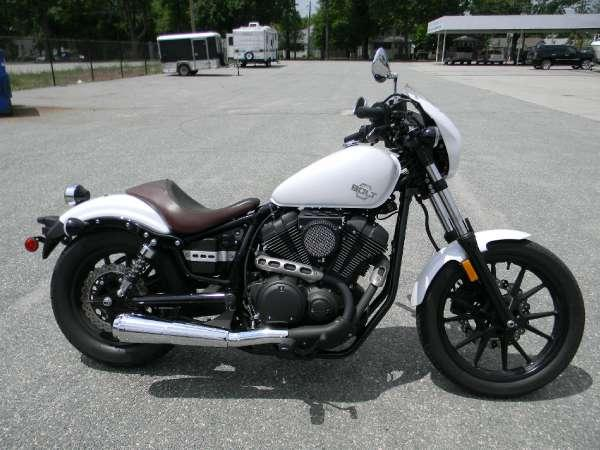 2014 yamaha bolt for sale in springfield massachusetts for Yamaha of springfield