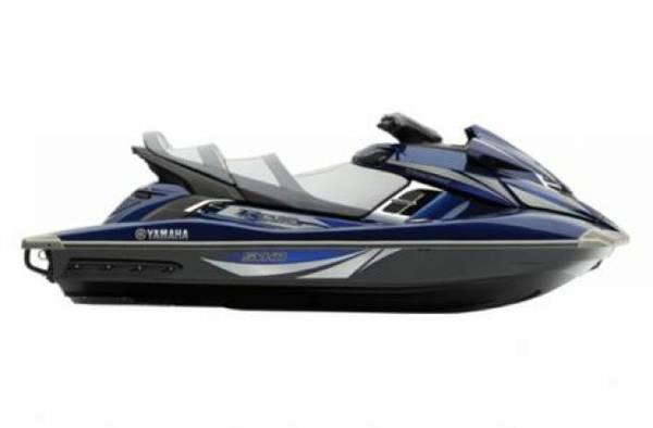 2014 Yamaha FX Cruiser SVHO - $14799