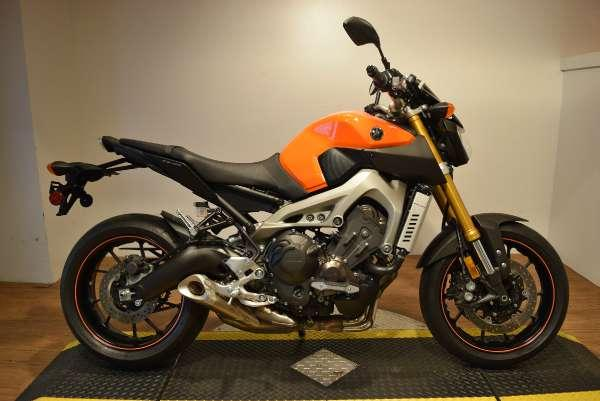 2014 yamaha fz 09 for sale in lake barrington illinois