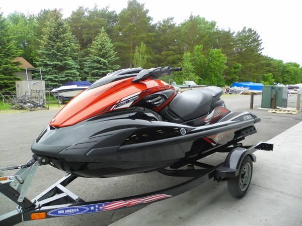 2014 yamaha fzs svho waverunner for sale in alex for Yamaha wave runner parts
