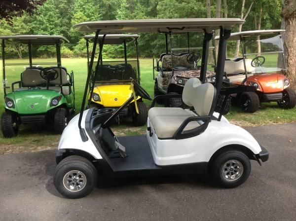 2014 Yamaha Gas Golf Cart Is Here For Sale In