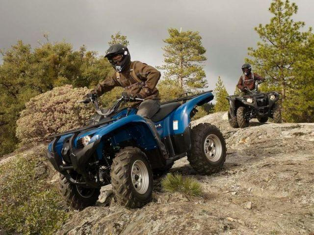 2014 yamaha grizzly 550 eps blue for sale in flemington for 2014 yamaha grizzly 550 for sale
