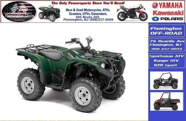 New yamaha 550 grizzly autos weblog for Yamaha grizzly 350 for sale craigslist