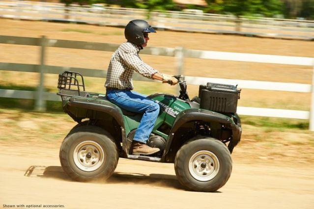 2014 yamaha grizzly 550 green non eps on sale for sale for 2014 yamaha grizzly 550 for sale