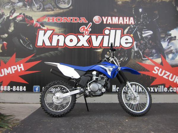 2014 yamaha tt r125le for sale in knoxville tennessee for Yamaha of knoxville