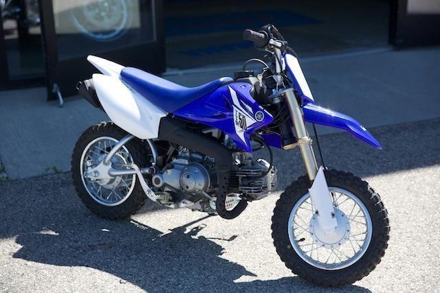 2014 Yamaha Tt