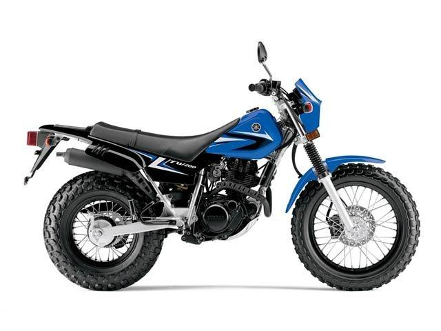 2014 Yamaha Tw200 For Sale In Lincoln Park Michigan