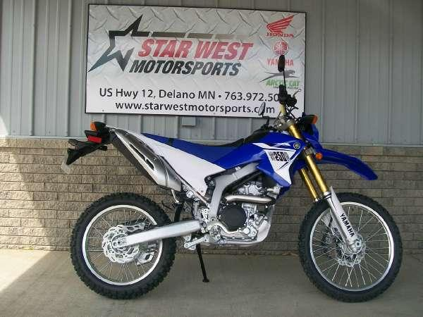 2014 yamaha wr250r for sale in delano minnesota for Yamaha wr250r for sale